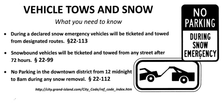 Vehicle Tows & Snow