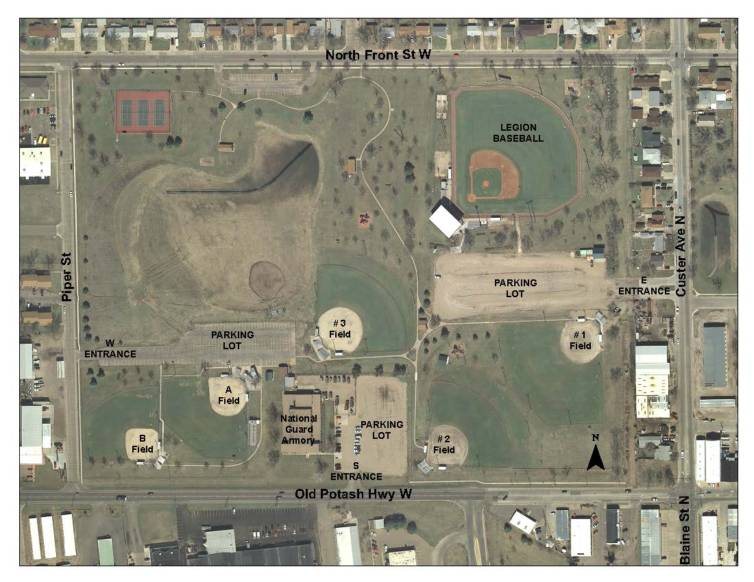 ryder park | facility directory standard map | city of grand