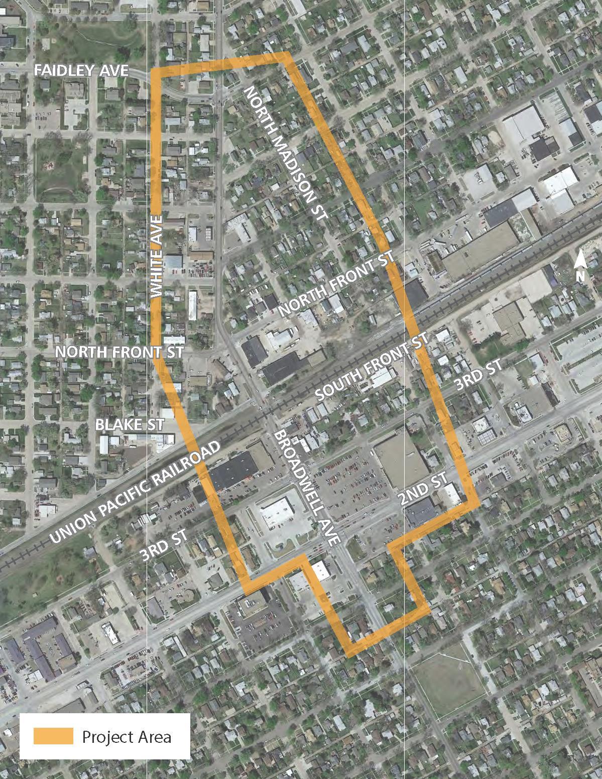 CityofGrandIsland_UPRR_ProjectArea-Map_20200218