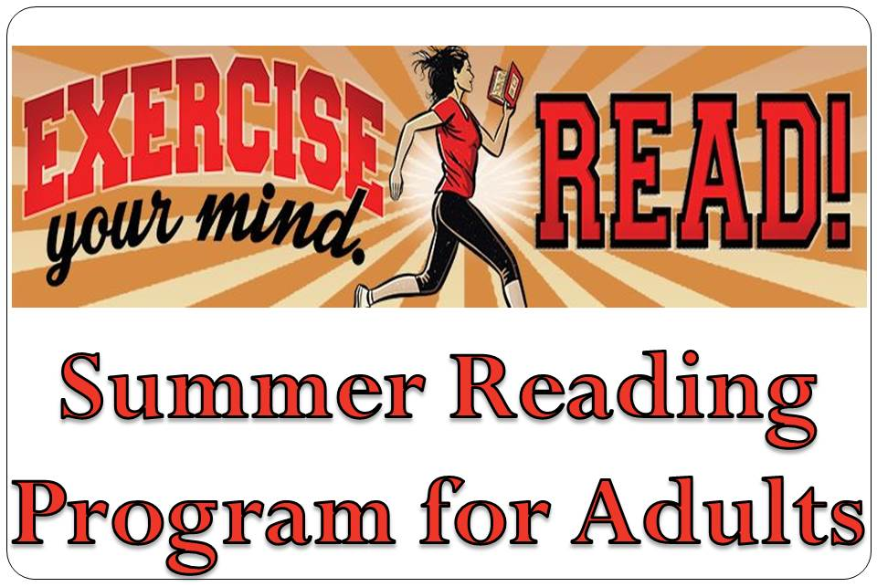 2016 Adult Summer Reading