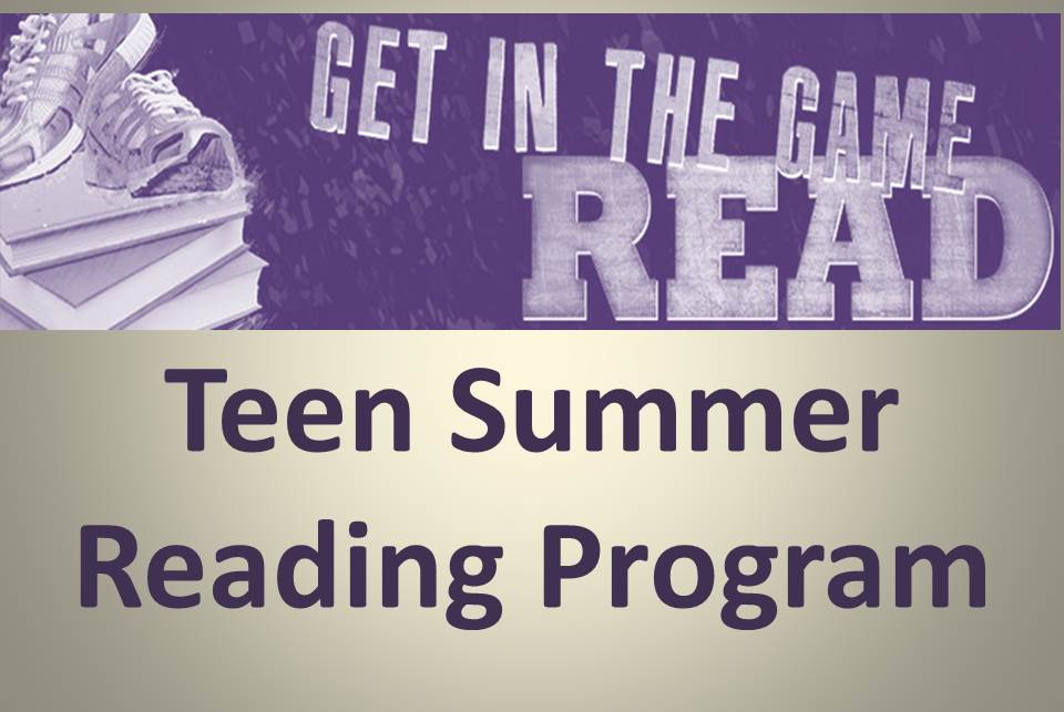 2016 Teen Summer Reading