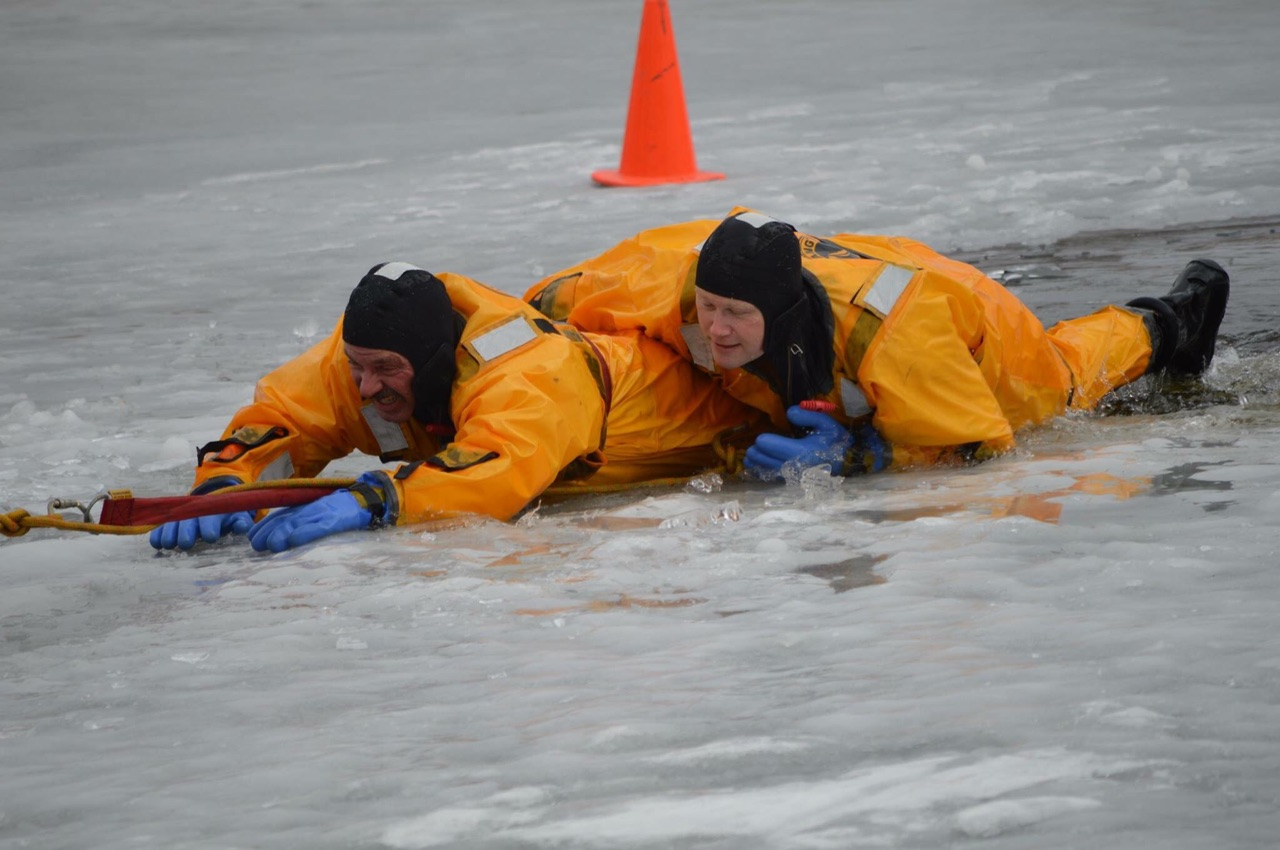 Ice rescue trn 2014